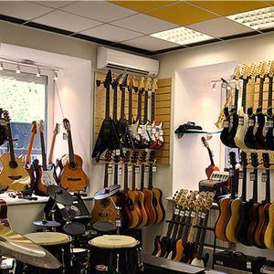 Музыкальные магазины Белоусово