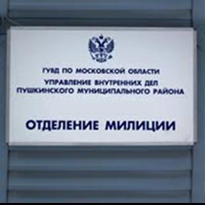 Отделения полиции Белоусово