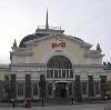Железнодорожные вокзалы в Белоусово